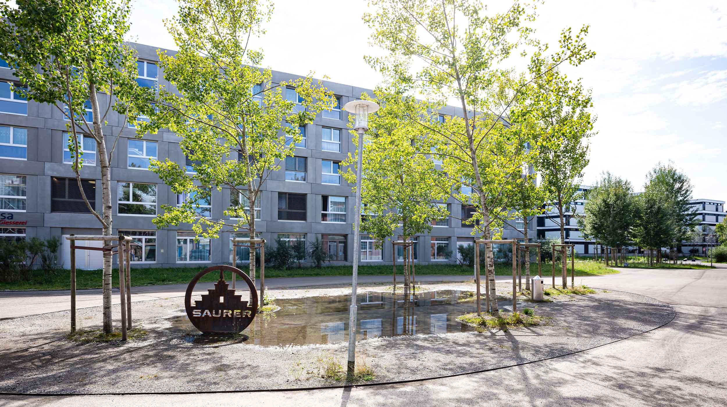 Innoplan Bauingenieure Bauprojekt Hochbau